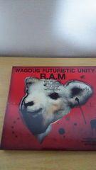 WAGDUG FUTURISTIC UNITY(MAD CAPSULE MARKETS)「R.A.M」DVD付