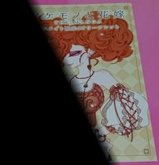 中村明日美子 ノケモノと花嫁 7巻 アニメイト購入特典リーフレット