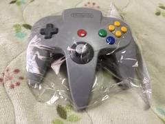 任天堂64コントローラ(グレー)
