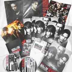 【初回豪華盤】Blu-ray 2枚組★HiGH & LOW THE RED RAIN 特典付
