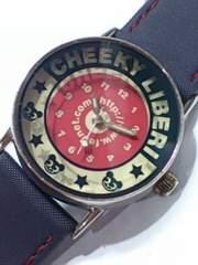 腕時計 チーキリーベリー 中古品 動いてます