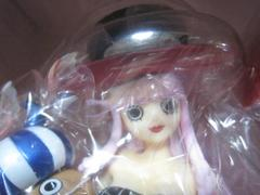 A賞 限定ワンピース ペローナ DXフィギュア ガールズコレクション2 非売品 新品