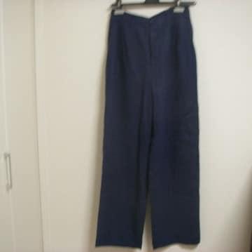 5TH CLUB Mくらい 紺系 パンツ