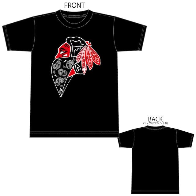 インディアン Tシャツ TEE 半袖 半袖Tシャツ16000 XXL 2XL  < 男性ファッションの