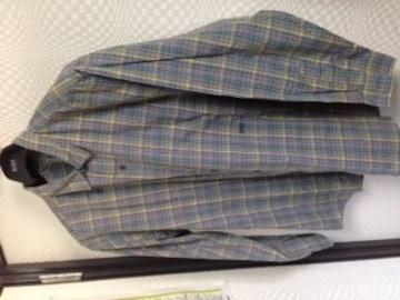 パパス  長袖シャツ 美品