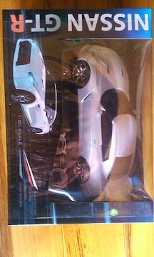 RC 日産 GTーR カラー ホワイト