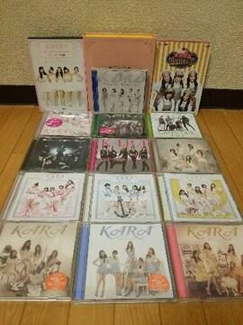 KARA CD DVD セット まとめ売り