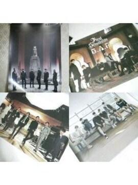 レア★B.A.P公式!!特典ポスター10点★ヨングク/ヒムチャン/デヒョン/ヨンジェ/ZELO