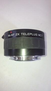 KENKO TELEPLUS MC7 ミノルタα用 玉キレイ