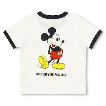 新品BABYDOLL☆140 ミッキー Tシャツ ディズニー ベビードール