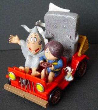 ★ゲゲゲの鬼太郎★妖怪自動車・全4種類セット