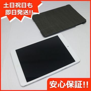 新品同様●SIMフリー iPad mini Retina Cellular 16GB シルバー