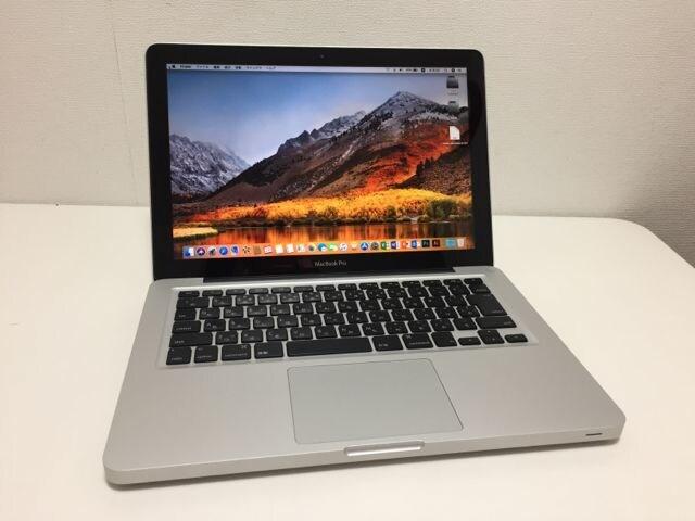 ★すぐ使える★サポート充実特典いっぱい初心者★MacBookPro  < PC本体/周辺機器の