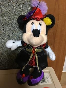 ☆TDR35周年☆ミニー☆ぬいぐるみバッジ☆ハロウィン☆