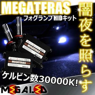 mLED】レクサスLS460L前期中期/フォグランプHIDキット/HB4/30000K