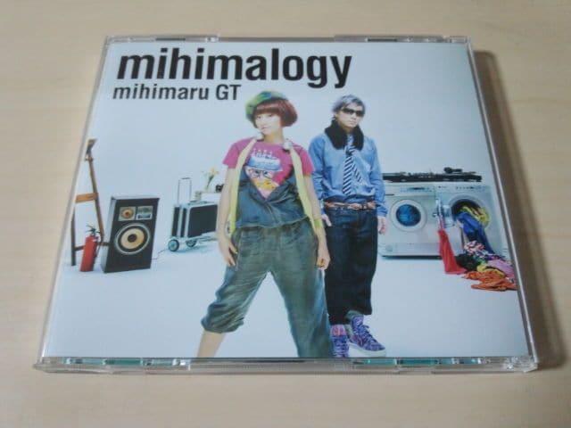 mihimaru GT CD「mihimalogy」ミヒマルGT● < タレントグッズの