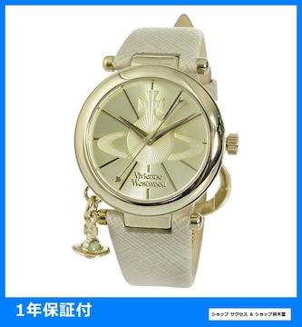 新品 即買い■ヴィヴィアン ウエストウッド 腕時計 VV006GDCM