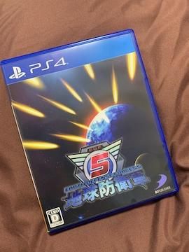 地球防衛軍5 PS4 送料込み