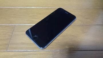 即落/即発!!美中古品 iPhone6 16GB グレー