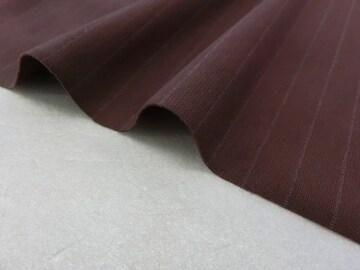 ポリ系2WAYニット生地 巾130cm長さ3m チョコレート