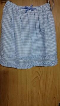 新品■組曲 スカート 120〜130 Lサイズ  女の子