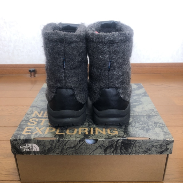 THE NORTH FACE ノースフェイス ヌプシ ブーツ NF51683 24cm < ブランドの