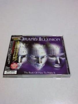 <送無>Grand Illusionグランド・イリュージョン国内盤+1(美)北欧