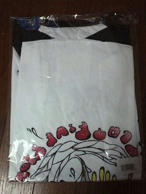 Tシャツ☆渋谷すばる with FiVe LIVE 2008 FLAT FIVE FLOWERS < タレントグッズの