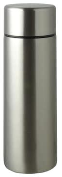 ステンレス ミニボトル 135ml 水筒 シルバー 小さい/小型/携帯
