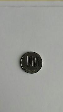 現行桜100円白銅貨(昭和51年)