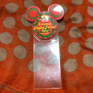 Disney チケットホルダー 切手OK