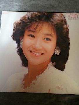 【中古】FAIRY*岡田有希子*LPレコード*美品