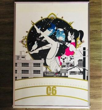 《アジカン》ポスター 中村佑介 ASIAN KUNG-FU GENERATION ROCK