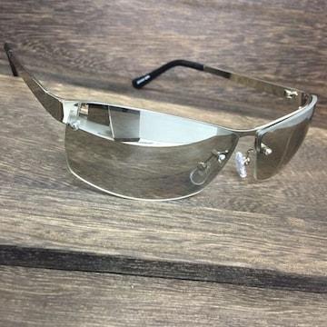 サングラス オラオラ系 メンズ ちょい悪 眼鏡 伊達メガネ 新品