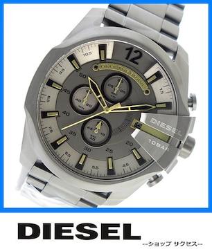 新品 即買い■ディーゼル DIESEL クロノ 腕時計 DZ4466 グレー