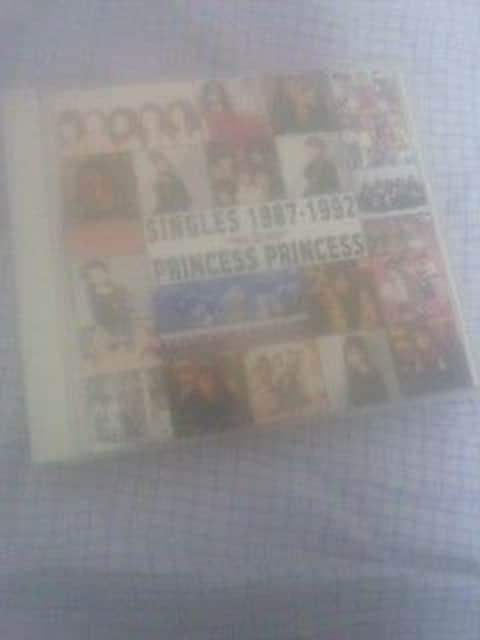 送料込・プリンセス・プリンセス/シングルズ1987−1992  < タレントグッズの