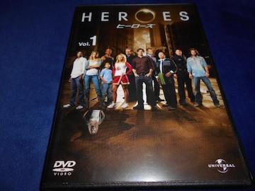 【DVD】HEROES ヒーローズ シーズン1 Vol.1