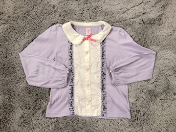 axes femme KIDS★長袖カットソー130