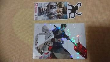 東京喰種 トーキョーグール 特典 限定 ホログラム イラストカード しおり 栞