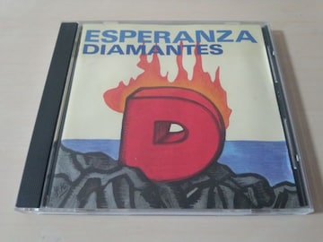 ディアマンテスCD「ESPERANZAエスペランザ」DIAMANTES沖縄●
