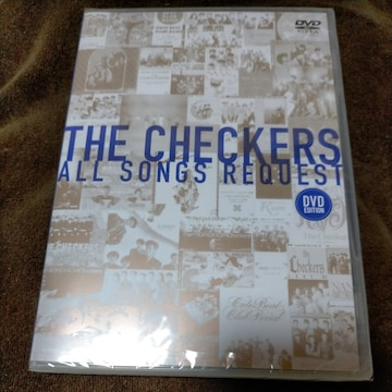 DVD チェッカーズ ALL SONGS REQUEST