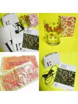 北海道銘菓【柳月×たち吉】グラス&札幌KINOTOYAカレンダー&六花亭マル
