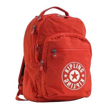 ★キプリング CLAS SEOUL バックパック(RED)『KI2630』★新品本物★