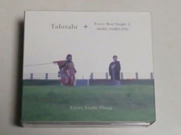 CD+BD[ベスト]Every Little Thing Tabitabi+Every BestSingle2