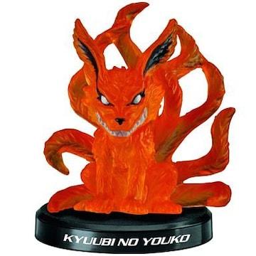 ★NARUTO★ナルト・九尾の妖狐・フィギュア