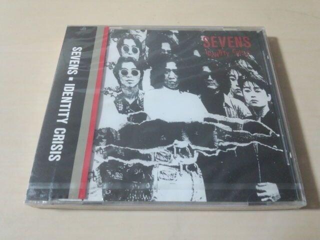 SEVENS CD「IDENTITY CRISIS」新品未開封●  < タレントグッズの