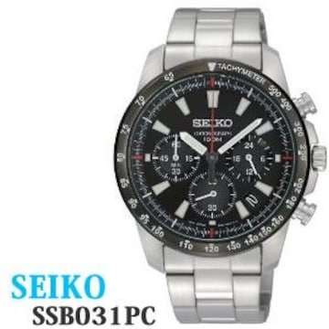 正規逆輸入品 SEIKO 海外セイコー 時計 クロノグラフ SSB031PC