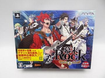 8727 未開封品 幕末Rock 超魂 超魂BOX - PS Vita
