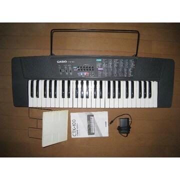 電子キーボード★CASIO CTK-100