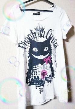 *バナナフィッシュ*猫Tシャツワンピース*